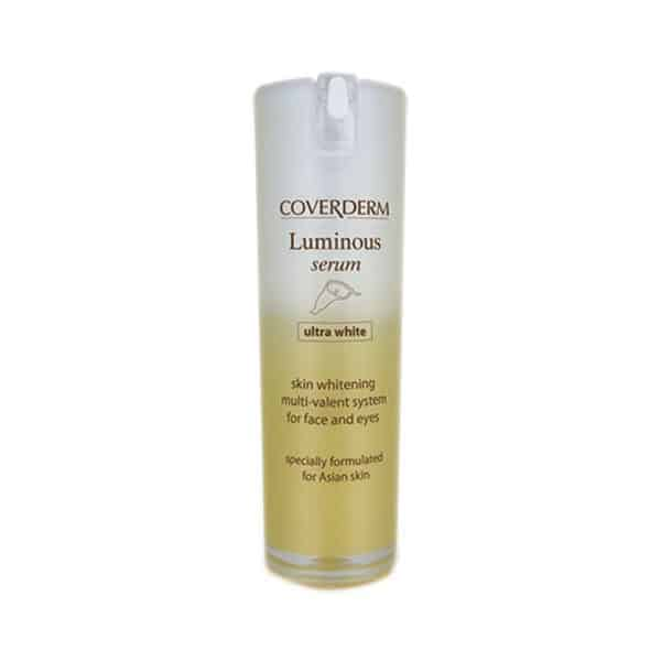 Coverderm Luminous Ultra White Serum