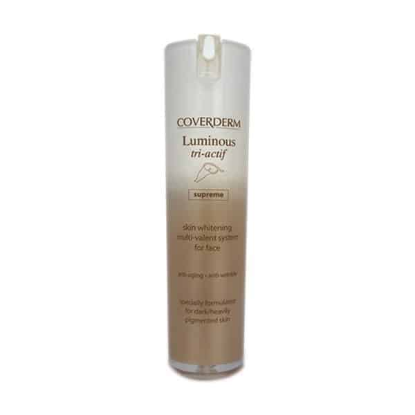 Coverderm Luminous supreme tri actif