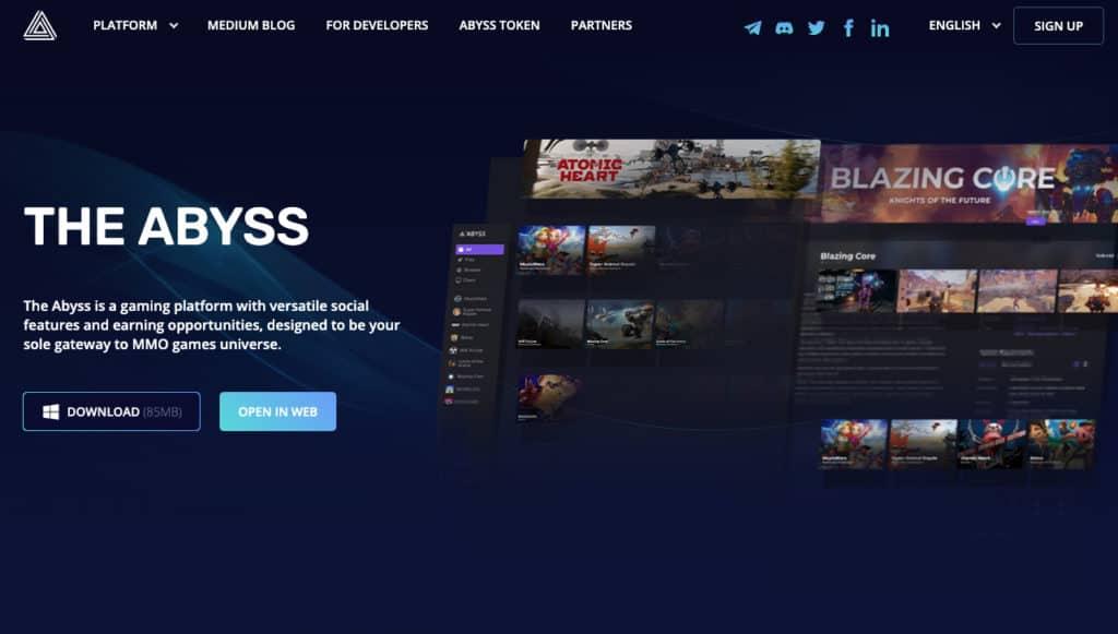 Abyss Gaming Platform