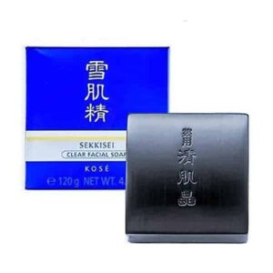 Sekkisei Clear Facial Soap (Refill) (120g)
