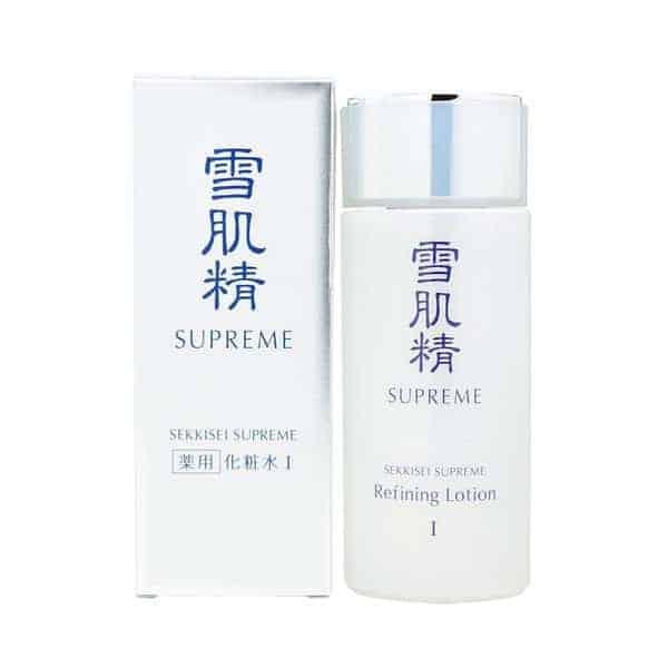 Sekkisei Supreme Refining Lotion 1 (230ml)