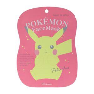 Pokemon Facial Mask S1 - Pikachu
