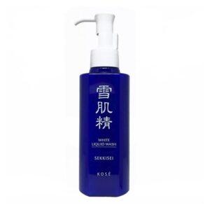 KOSE Sekkisei Facial White Liquid Wash (140ml)
